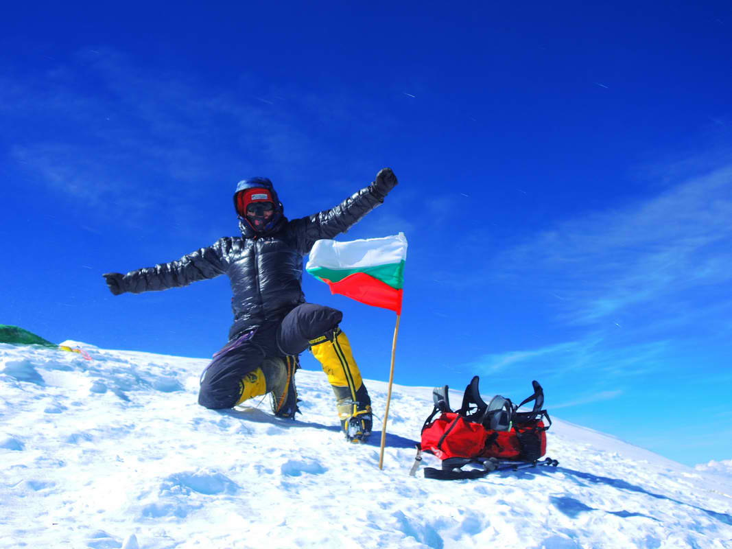 Boyan K2 summit 31July2014
