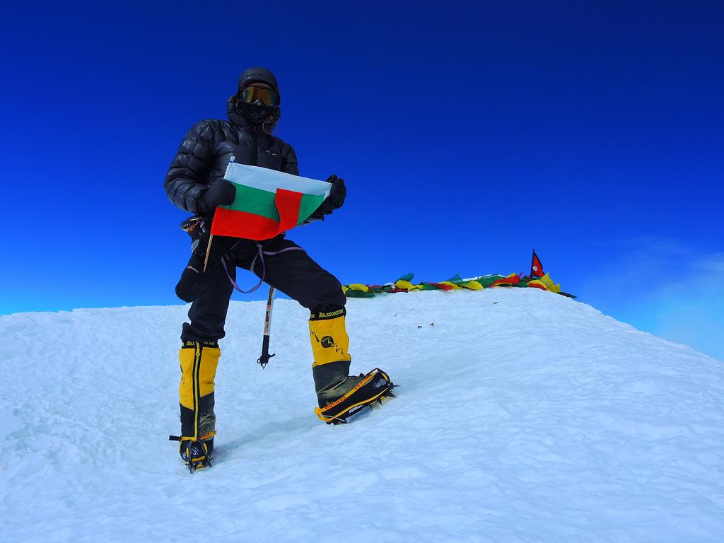 Boyan Kanch summit